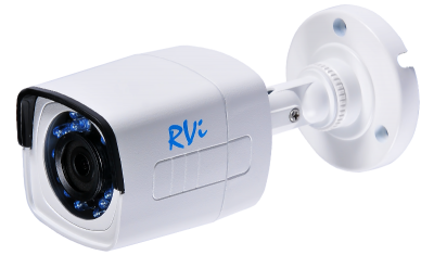 RVi-HDC411-AT  1/4 CMOS, TVI, 1Mp, IP66, IR40m,  2.8-12 мм